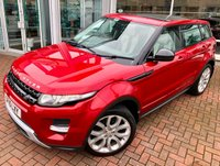 USED 2015 15 LAND ROVER RANGE ROVER EVOQUE 2.2 SD4 DYNAMIC 5d AUTO 190 BHP 2 Owners from new - Panoramic Roof - Power Tailgate - Bluetooth Audio Streaming - Navigtion and a Full Main Dealer Service Record!