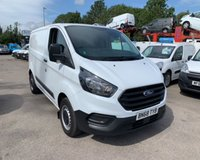USED 2018 68 FORD TRANSIT CUSTOM 300 BASE P/V L1 H1 immaculate condition inside and out