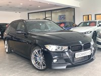 USED 2015 15 BMW 3 SERIES 3.0 330D XDRIVE M SPORT TOURING 5d AUTO 255 BHP M PERFORMANCE STYLING+X-DRIVE