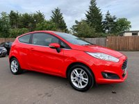 2016 FORD FIESTA 1.25 ZETEC 3d WITH SAT NAV £6000.00