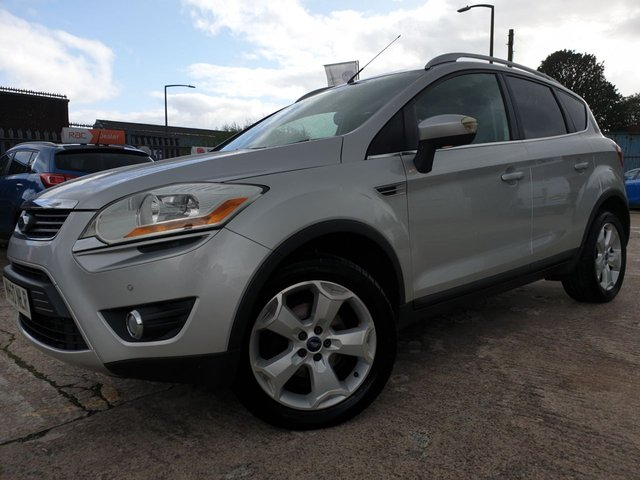 USED 2010 60 FORD KUGA 2.0 ZETEC TDCI AWD 5d 134 BHP 2KEYS+CLEAN CAR+ELECS+1 OWNER+