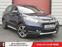 "USED 2015 65 HONDA HR-V 1.6 I-DTEC SE NAVI 5d 118 BHP Satellite Navigation System and 7"" Touch Screen"