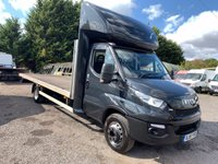 USED 2015 15 IVECO DAILY 3.0 72C210 1d 210 BHP AUTOMATIC 72 210