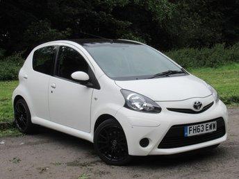 2014 TOYOTA AYGO 1.0 VVT-I MOVE 5d 68 BHP £3795.00