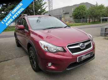 View our SUBARU XV
