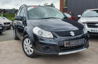 USED 2012 12 SUZUKI SX4 1.6 SZ3 5d 120 BHP 2 Lady Owners - Low Miles - 7 Services - Raised Seating