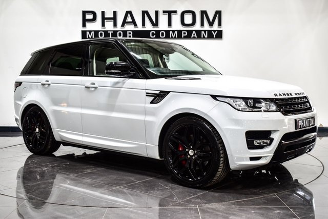 USED 2014 14 LAND ROVER RANGE ROVER SPORT 3.0 SDV6 AUTOBIOGRAPHY DYNAMIC 5d 288 BHP
