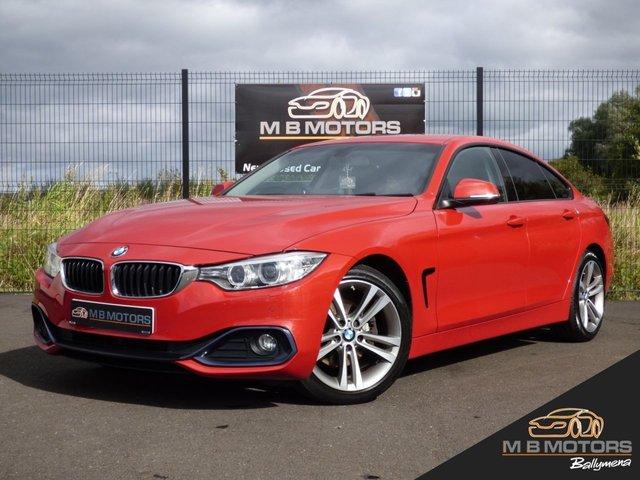 2015 BMW 4 SERIES 420D SPORT GRAN COUPE 4d 188 BHP