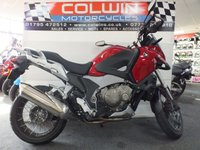 USED 2013 13 HONDA VFR1200X CROSSTOURER 1237cc  ONLY 4,477 MILES WITH FSH!!!