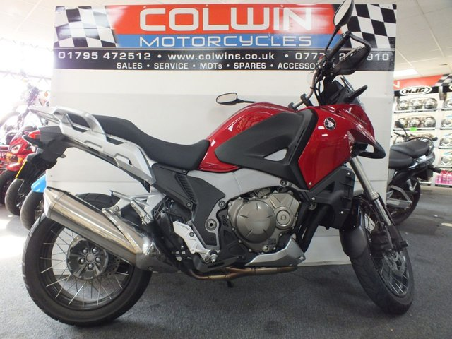View our HONDA VFR1200X CROSSTOURER