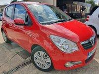 2012 VAUXHALL AGILA 1.0 S ECOFLEX 5d 67 BHP £2000.00