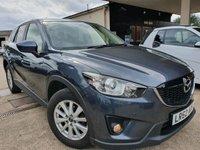2012 MAZDA CX-5 2.2 D SE-L NAV 5d 148 BHP £6495.00