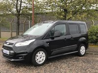 USED 2015 65 FORD TOURNEO CONNECT 1.5 ZETEC TDCI 5d 99 BHP lL1H1