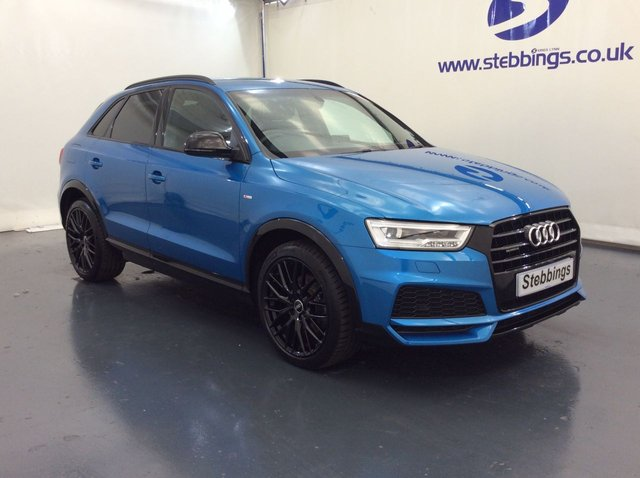 AUDI Q3 at Stebbings