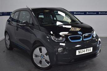2014 BMW I3 0.6 I3 RANGE EXTENDER 5d AUTO 170 BHP £10940.00