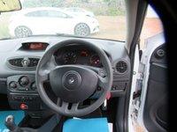 USED 2009 59 RENAULT CLIO 1.1 EXTREME 3d 74 BHP