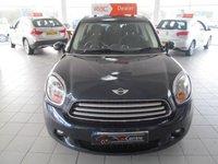 2012 MINI COUNTRYMAN 1.6 COOPER D 5d 112 BHP £5500.00