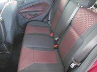 USED 2010 10 FORD FIESTA 1.6 TITANIUM 5d 118 BHP