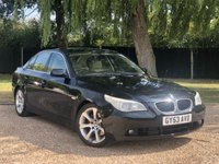 USED 2003 53 BMW 5 SERIES 3.0 530I SE 4d 228 BHP TRADE PART EXCHANGE TO CLEAR