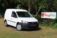 2012 VOLKSWAGEN CADDY 1.6 C20 TDI 75PS LOW MILEAGE NO VAT £4995.00