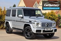 USED 2016 16 MERCEDES-BENZ G-CLASS 3.0 G 350 D 4MATIC 5d AUTO 241 BHP