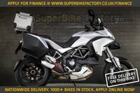 USED 2013 13 DUCATI MULTISTRADA 1200 ABS ALL TYPES OF CREDIT ACCEPTED GOOD & BAD CREDIT ACCEPTED, OVER 700+ BIKES IN STOCK