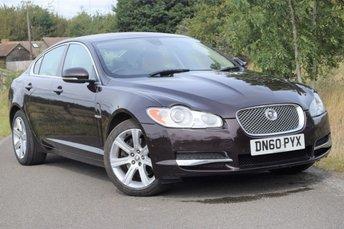 2010 JAGUAR XF 3.0 LUXURY V6 4d AUTO 238 BHP £5750.00