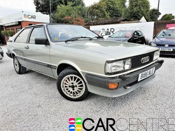 View our 1984 AUDI COUPE 2.0 GT 3d 115 BHP