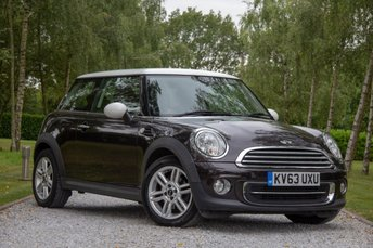 2013 MINI HATCH COOPER 1.6 COOPER 3d 122 BHP £7165.00