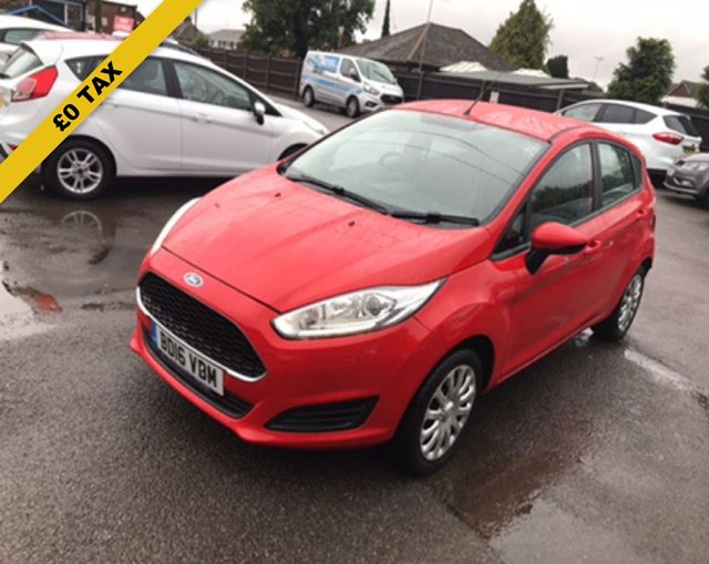 2016 16 FORD FIESTA 1.5 TDCI STYLE (75PS)