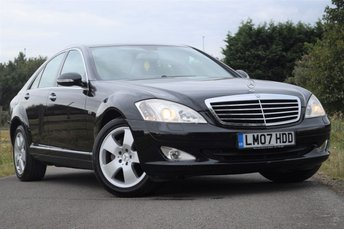 2007 MERCEDES-BENZ S CLASS 3.0 S320 CDI 4d AUTO 231 BHP £4990.00