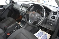 USED 2012 62 VOLKSWAGEN TIGUAN 2.0 SE TDI BLUEMOTION TECHNOLOGY 4MOTION 5d 138 BHP