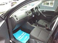 USED 2009 09 VOLKSWAGEN TIGUAN 1.4 S TSI 5d 150 BHP