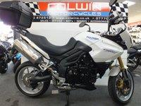 2012 TRIUMPH TIGER 1050cc  £5995.00