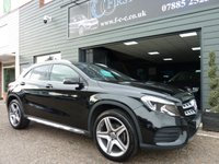 USED 2017 17 MERCEDES-BENZ GLA CLASS GLA 200d AMG Line Executive 5dr