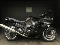 USED 2007 07 KAWASAKI ZZR1400 ABS. 11930 MILES. FSH. 2007. EXCEPTIONALLY TIDY BIKE.