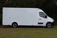 USED 2016 16 VAUXHALL MOVANO 2.3 F3500 L3 CDTI LOW LOADER Maxi Low Low Loader, Low Mileage, Bluetooth