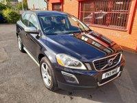 2011 VOLVO XC60 2.4 D5 R-DESIGN AWD 5d AUTO £8750.00