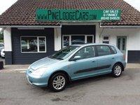 2001 HONDA CIVIC 1.6 SE EXECUTIVE 5d 109 BHP £999.00