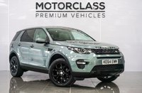 USED 2015 64 LAND ROVER DISCOVERY SPORT 2.2 SD4 HSE 5d AUTO 190 BHP