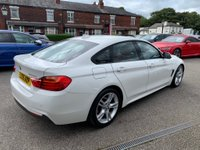USED 2015 15 BMW 4 SERIES GRAN COUPE 2.0 420d M Sport Gran Coupe (s/s) 5dr BMW SERVICE HISTORY