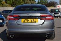 USED 2014 14 JAGUAR XF 3.0 TD V6 R-Sport (s/s) 4dr RARE LUNAR GREY 3.0 R SPORT