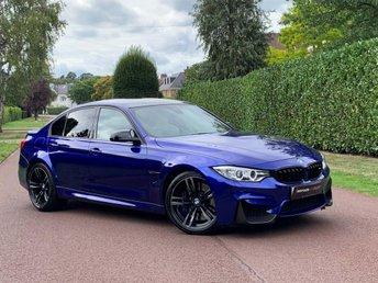 2016 BMW M3 3.0 BiTurbo DCT (s/s) 4dr £38900.00