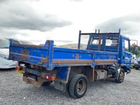USED 1998 R LEYLAND DAF 45 SERIES FA 45.130 DAY DROPSIDE TIPPER 132 BHP 7500KG, STEEL BODY DROPSIDE TIPPER, DRIVES EXCELLENT