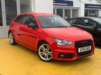 USED 2011 61 AUDI A1 1.2 TFSI S LINE 3d 84 BHP NO DEPOSIT FINANCE AVAILABLE