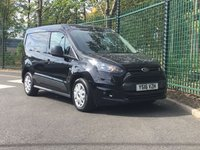 2016 FORD TRANSIT CONNECT 1.6 200 TREND P/V 1d 74 BHP