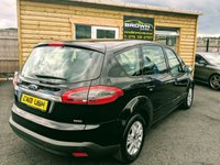 USED 2013 13 FORD S-MAX 1.6 ZETEC TDCI S/S 5d 115 BHP 2013 Ford S Max TDCI 1.6 Zectec 7 Seater ****Finance Available £39 Per Week****  .