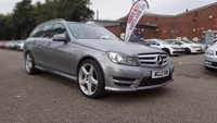 2012 MERCEDES-BENZ C CLASS 2.1 C250 CDI BLUEEFFICIENCY SPORT 5d AUTO 202 BHP