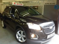 USED 2013 63 CHEVROLET TRAX 1.6 LT  ** Leather **