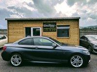 USED 2014 BMW 2 SERIES 2.0 218D M SPORT 2d 141 BHP 2014 BMW 218d M-Sport ****FINANCE AVAILABLE**** £56 per week .